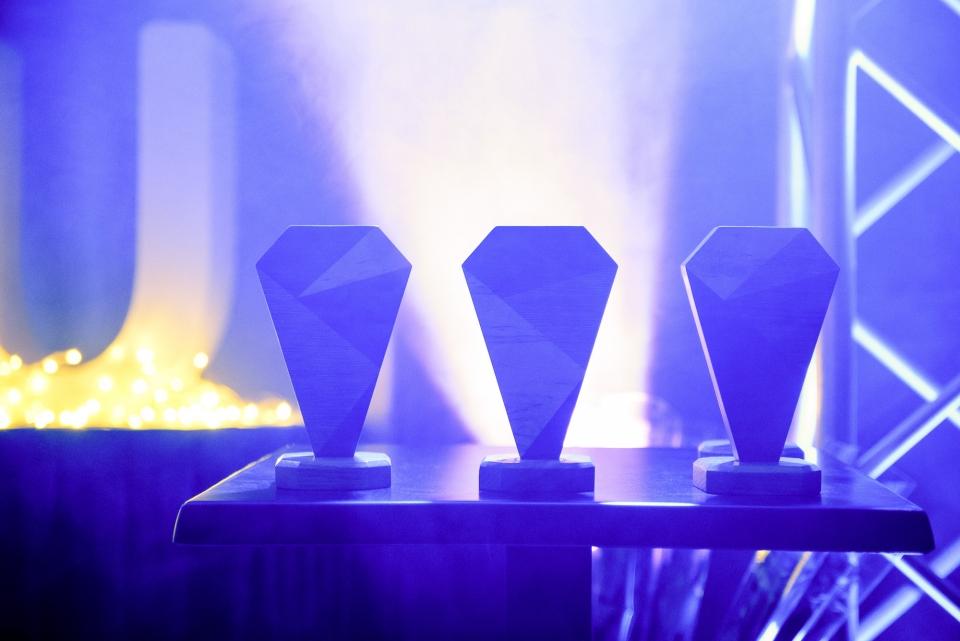 Viime vuoden parhaat tapahtumat pokkasivat palkintoja Tapahtumien gaalassa
