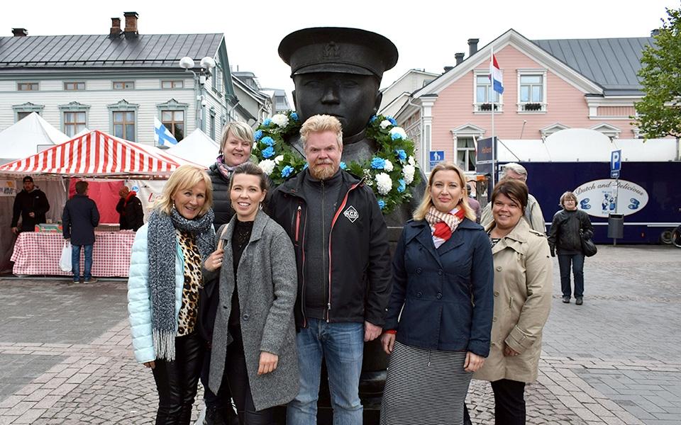 Oulu nähtiin täytenä tapahtumakaupunkina
