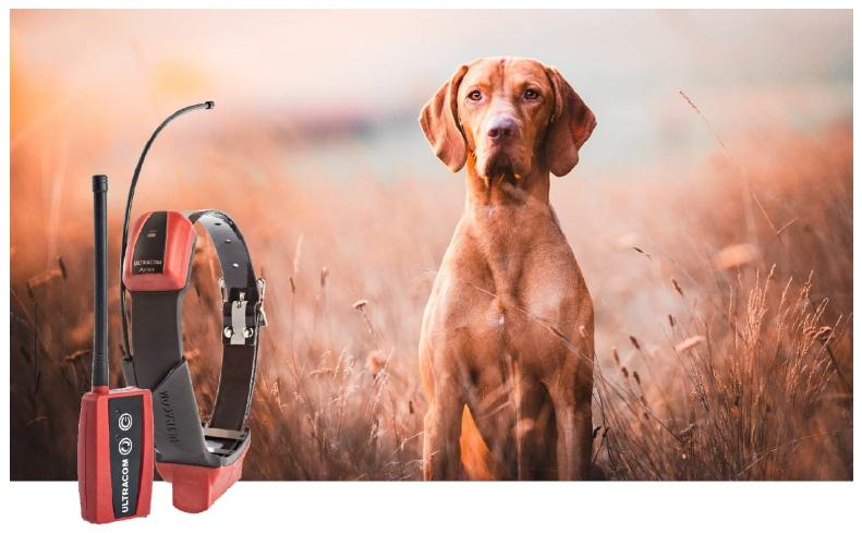 Ultracom esittelee Avius-koiratutkan maailman suurimmassa ulkoilu- ja eräalan tapahtumassa