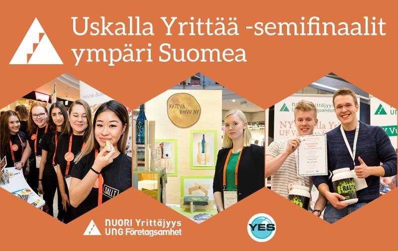 Pohjois-Pohjanmaan NY-yrittäjät esittäytyvät Valkeassa 8.12.