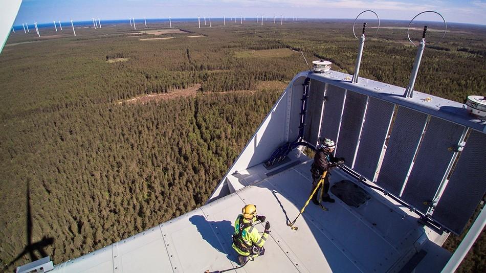 Wind Controller ja Wpd Kannuksen Tuulipuisto Oy solmivat yhteistyösopimuksen