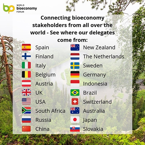 World BioEconomy Forum Ruka