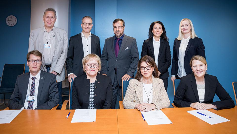 Oulu vahvistaa asemaansa kansainvälisenä digitalisoituvan terveysalan osaamiskeskittymänä