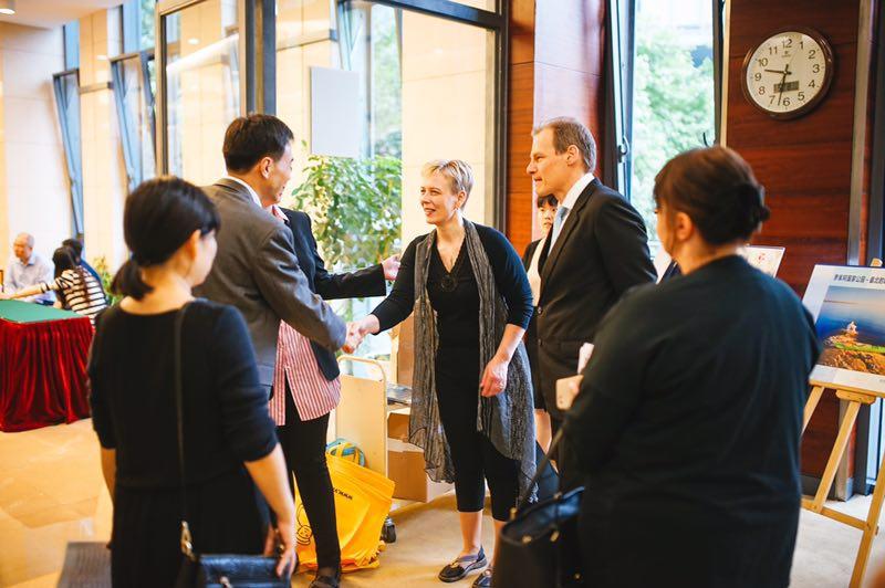Pohjoisen yrittäjät matkailunedistämisreissulla Kiinassa