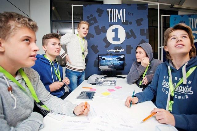 Yrityskylä Yläkoulun pilotti aloittaa toimintansa Oulussa!