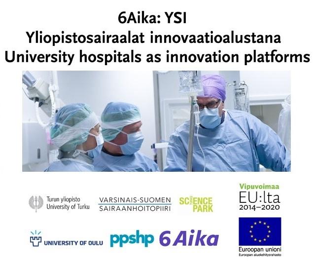 Save the date: Yliopistosairaalat innovaatioalustana –ideakilpailu julkaistaan 3.4.2017