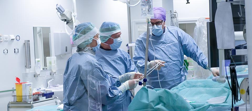 OYS etsii innovaatioita tulevaisuuden sairaalapalveluihin