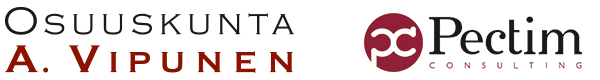 A-Vipusen ja Pectimin logot