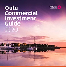 Oulu commercial investment guide cover image