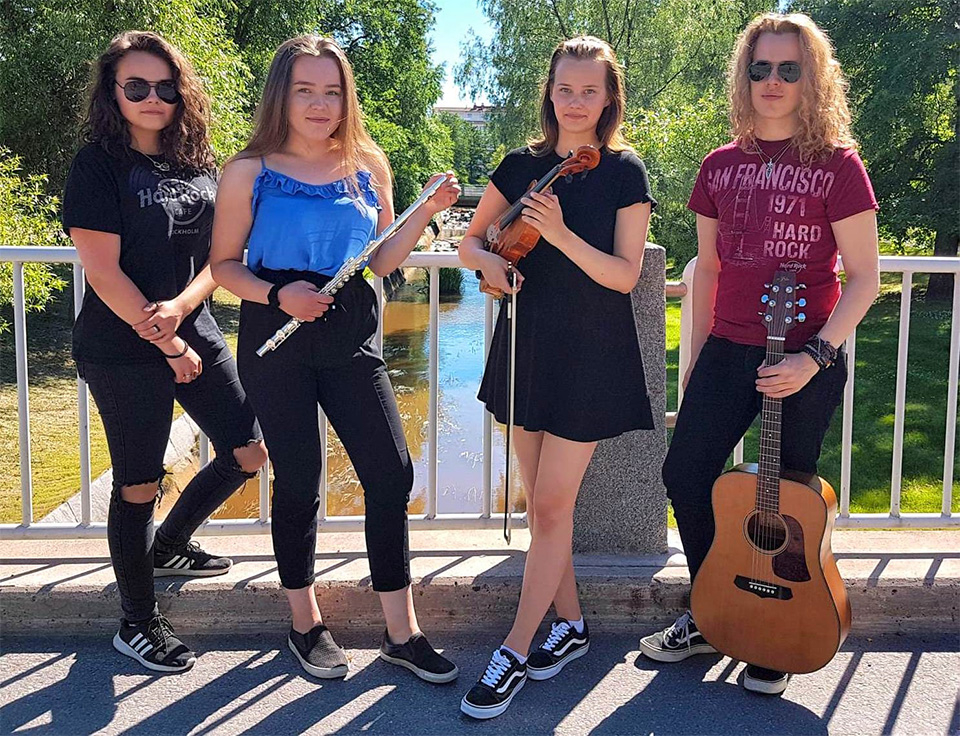 Oulun kaupunki työllistää noin 900 opiskelijaa kesätöihin