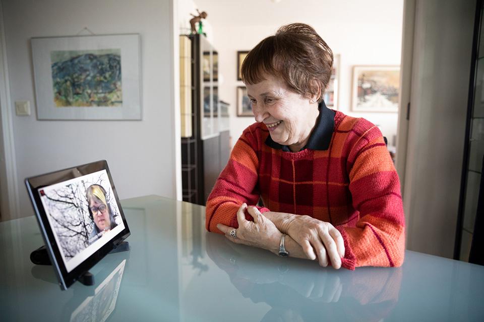 Virtual Showroom tarjoaa näyteikkunan hyvinvointia tukeville ratkaisuille