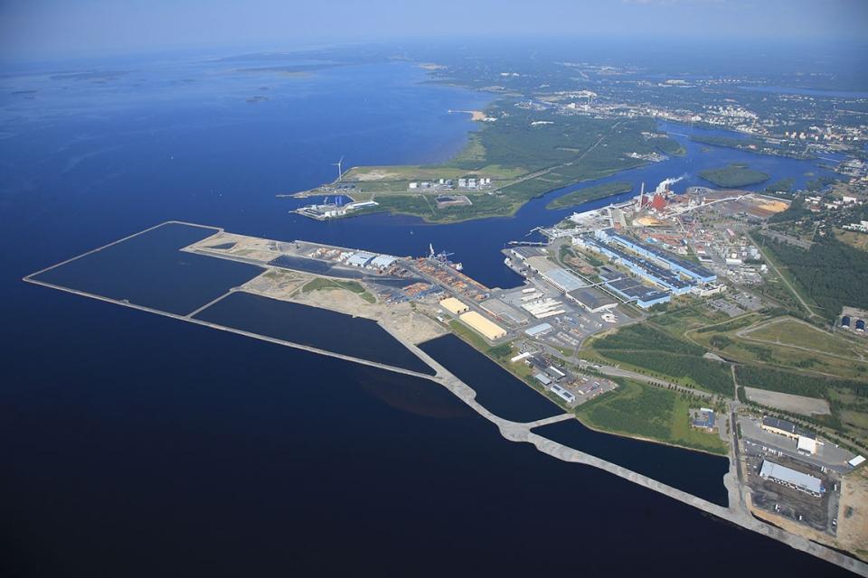 Telia avaa 5G-verkon Oulussa, Nuottasaaren teollisuusalueelle rakentuu maailmanluokan teollinen 5G-ekosysteemi
