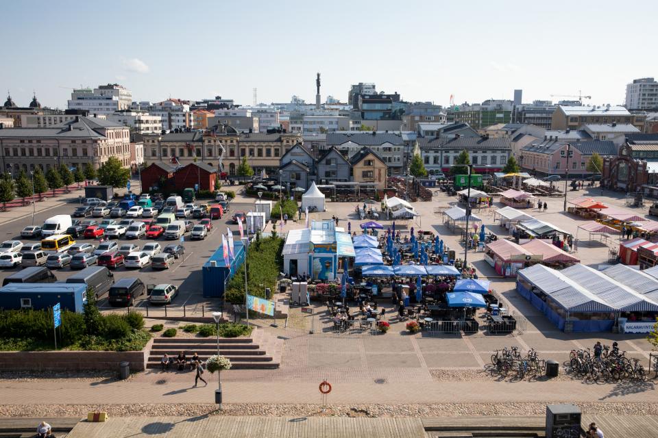 Oulun seudun yritykset pääsevät nyt ääneen – tule mukaan vaikuttamaan alueesi kehittymiseen