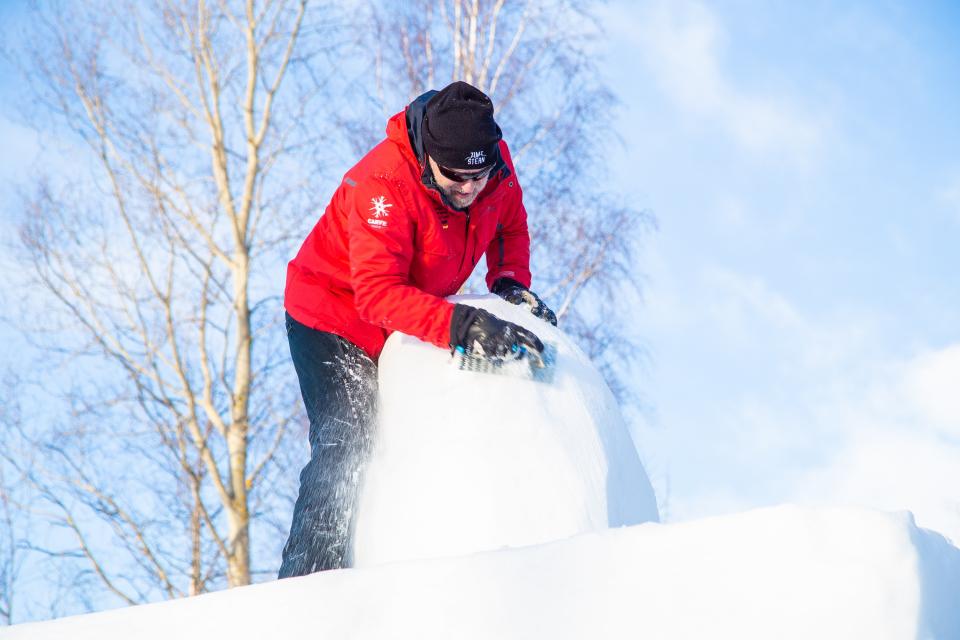 Nallikari kiinnostaa lumenveistäjiä kansainvälisesti