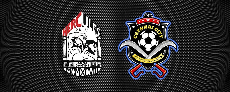 Oululainen jalkapalloseura vienninedistäjänä Intiassa. Pitkäaikainen yhteistyö alkaa Chennai City FC:n kanssa.