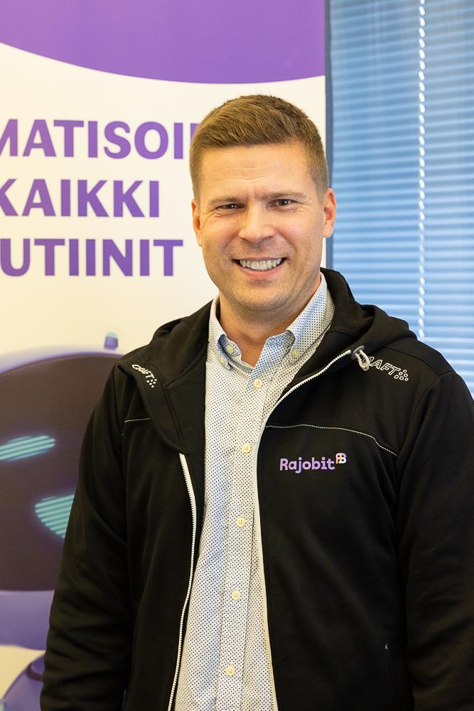 Vuoden 2021 Oulun seudun Uusyritykseksi valittiin Rajobit Oy