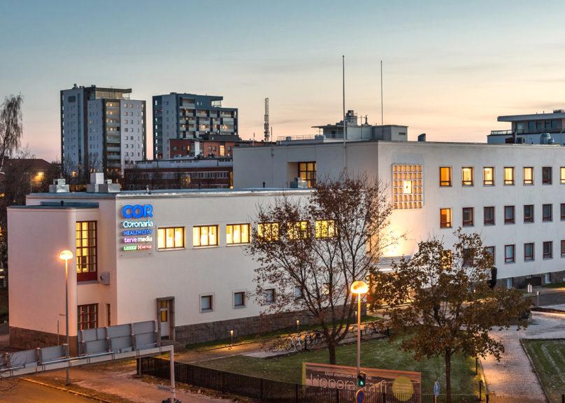 Maailmanlaajuisesti ainutlaatuista bioteknologiaa – COR Group mukaan kallokirurgisia implantteja valmistavaan Skulle Implantsiin