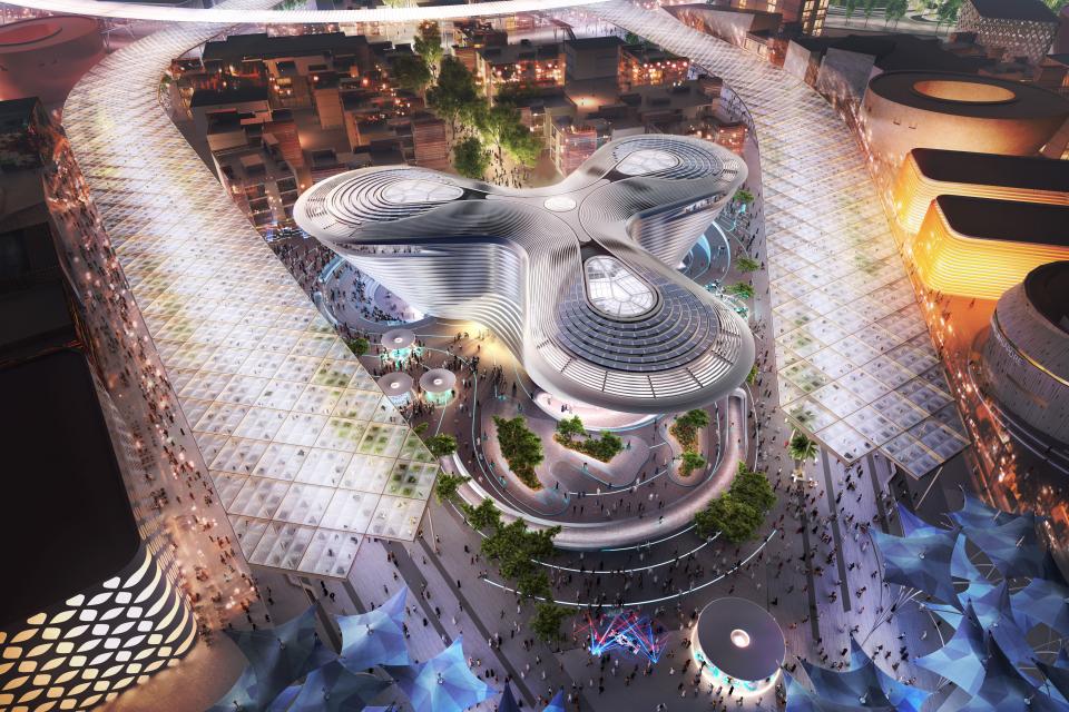 Suomi osallistuu Dubai Expo 2020 maailmannäyttelyyn