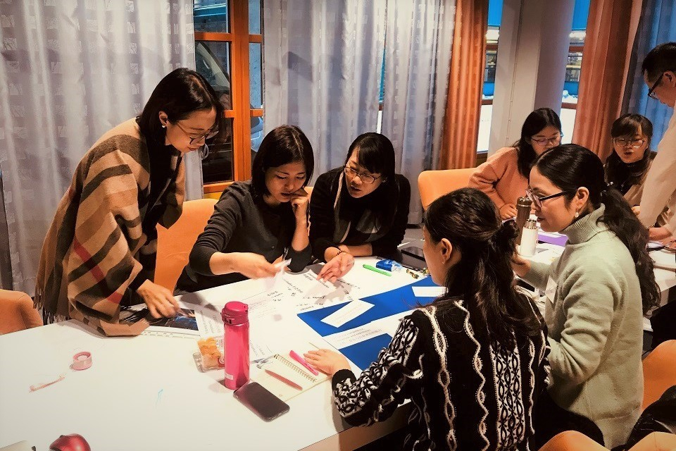 Online Chinese Learning launched by Oulu-based FinnOppi