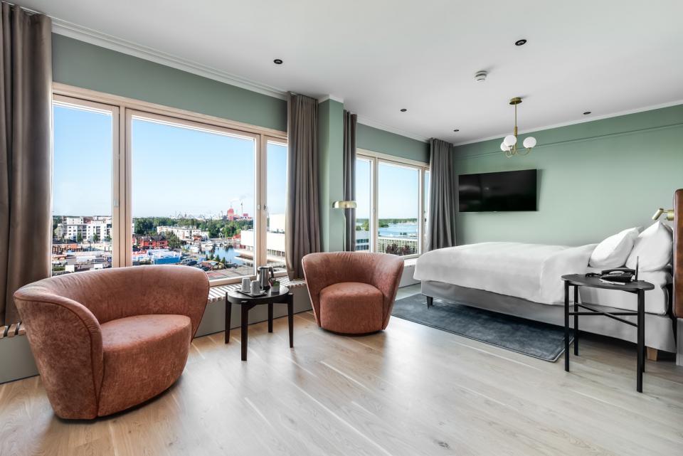 """Uudistettu Radisson Blu Hotel Oulu avautuu 3.9.2020 – """"Tästä tulee Pohjois-Skandinavian paras hotelli"""""""