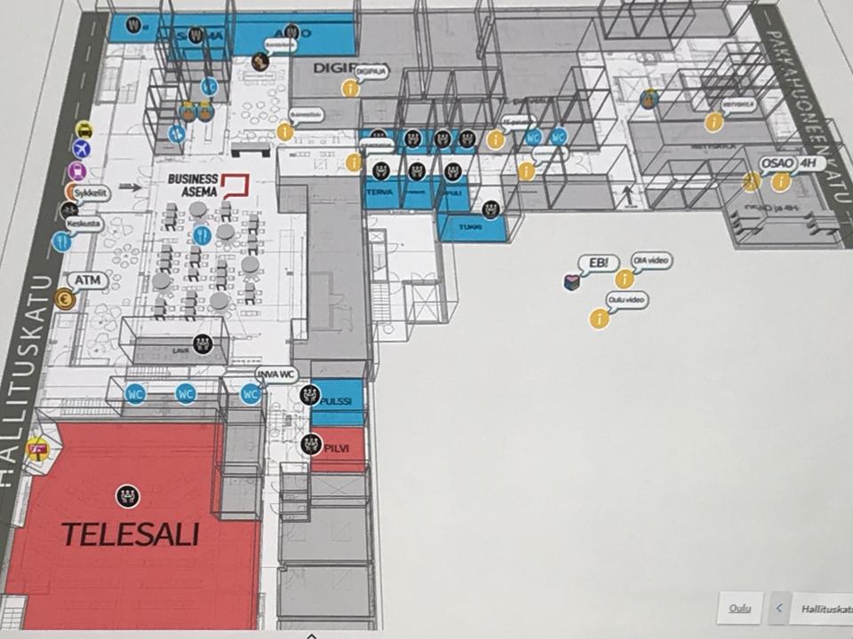 BusinessAsemalla rakentuu uusi klusteri