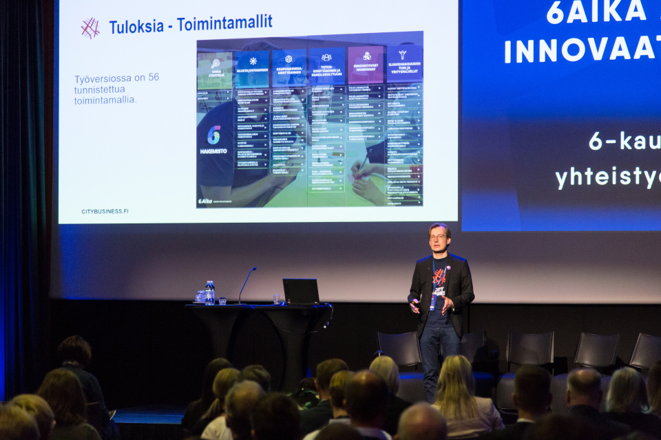 6Aika stimulated BusinessAsema and diverse new cooperation between companies in Oulu