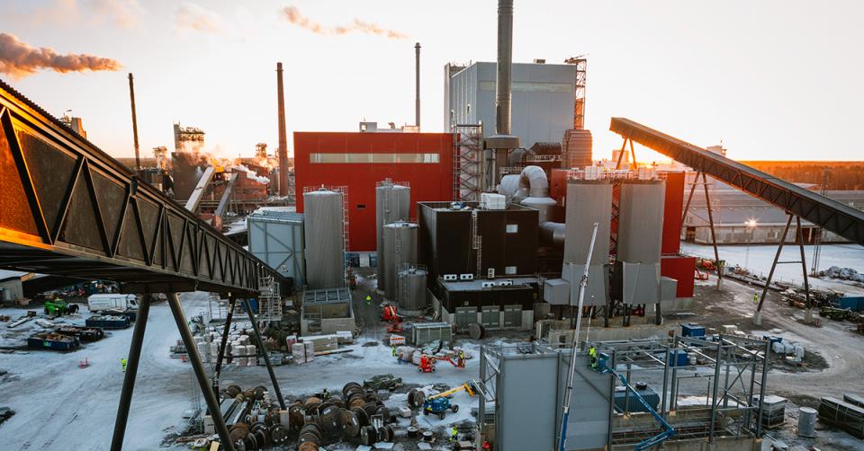 Oulun Energian uudet laitokset vihittiin käyttöön – esimerkkejä merkittävistä bio- ja kiertotalousinvestoinneista