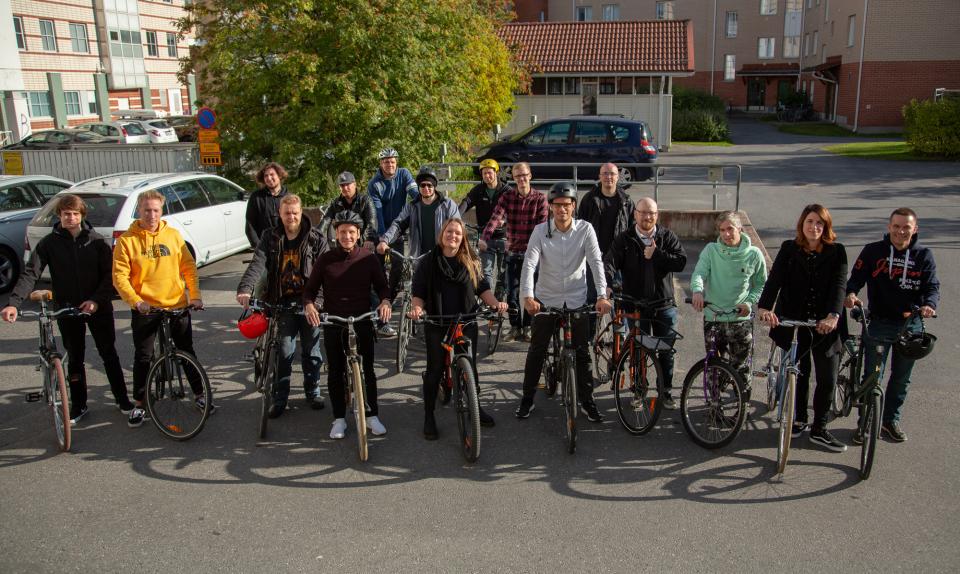 Työsuhde-eduissa näkyy nykyään kestävä kehitys – Liana Technologies tarjoaa työntekijöilleen polkupyöräedun