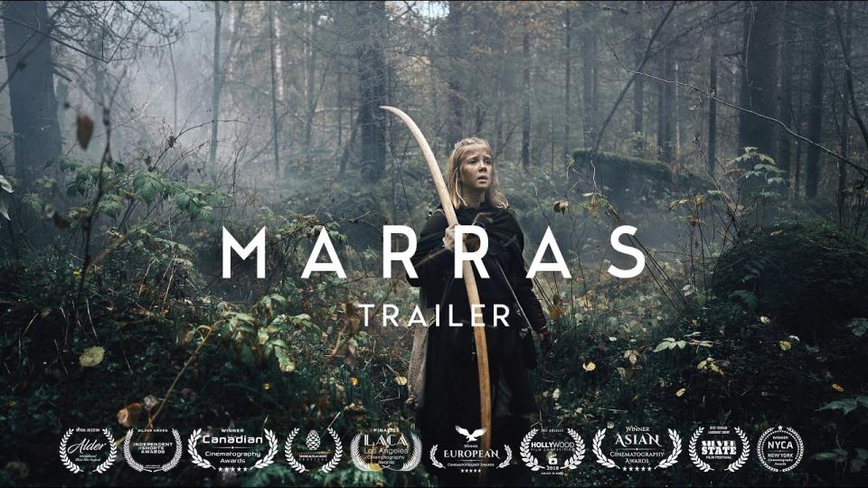 Tuoreita festivaalipalkintoja napannut Marras-lyhytelokuva R&A-ohjelmistoon