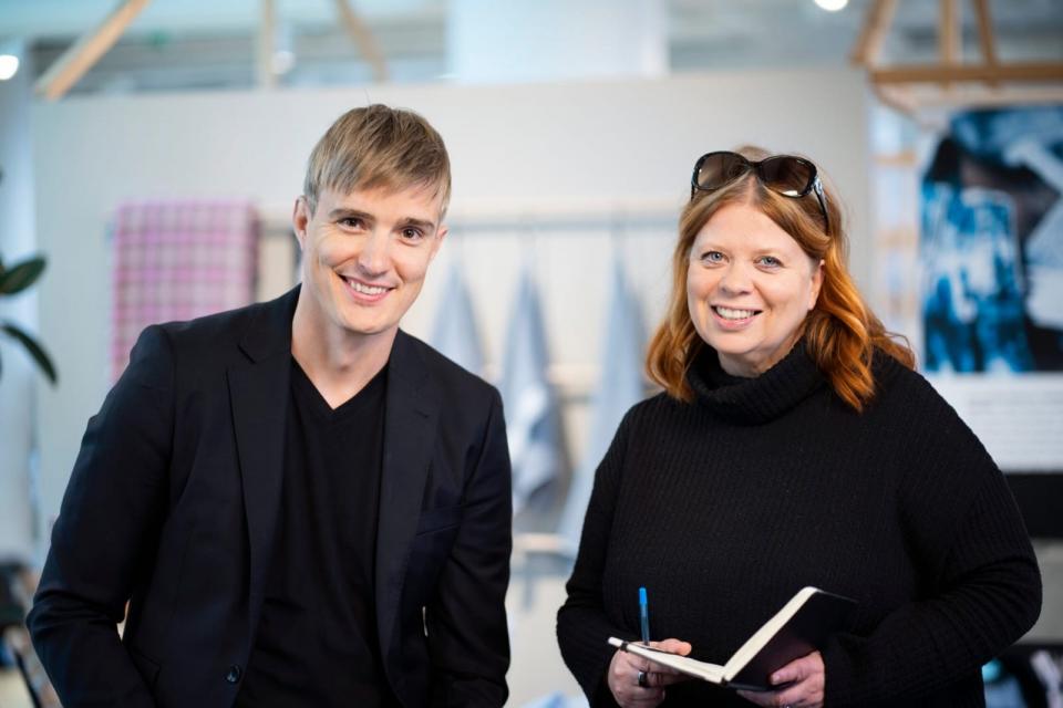 Mikko ja Minna löysivät toisensa – Medkit Finland Oy toimii reilun 60 miljoonan kirurgisen kertakäyttösuojaimen maahantuojana Finlaysonille