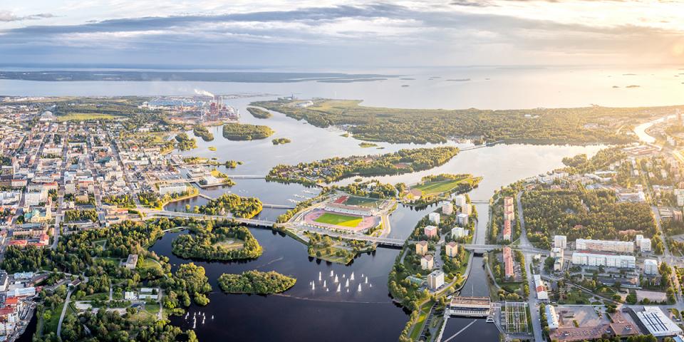 Kristina Cruises valitsi Oulun osaksi uutta kotimaan matkailukonseptiaan