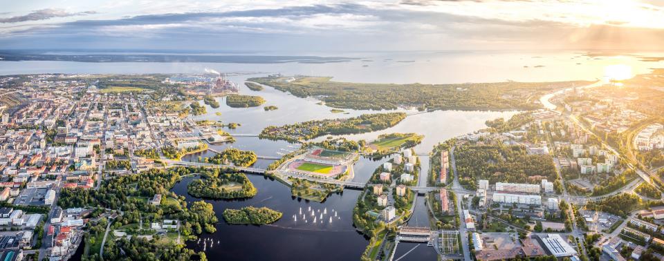 Oulu lanseerasi alueellisen AV-alan tuotantokannustimen