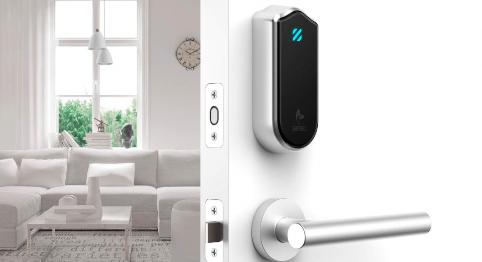 TactoTek IMSE technology featured in award-winning smart lock