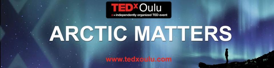 TEDx OULUSSA!