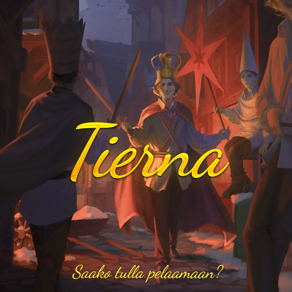 """""""Saako tulla laulamaan?"""" – Oululainen Jatuli Games julkaisi lautapelin tiernapojista"""