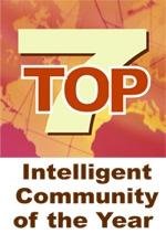 Oulu jälleen finaalissa maailman älykkäimmästä yhteisöstä 2013